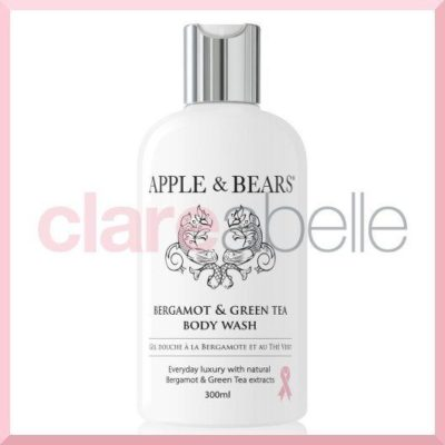 Bergamot & Green Tea Body Wash 300ml