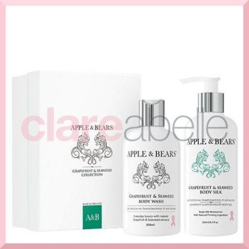 Grapefruit & Seaweed Luxury Body Care Gift Set