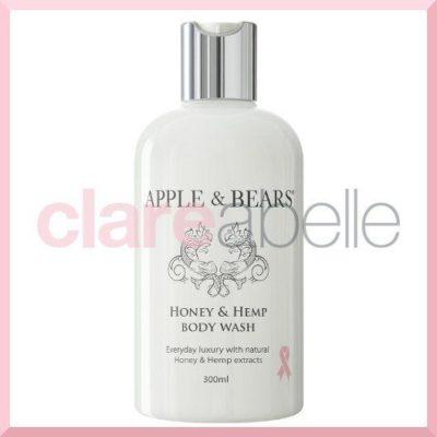 Honey & Hemp Body Wash 300ml