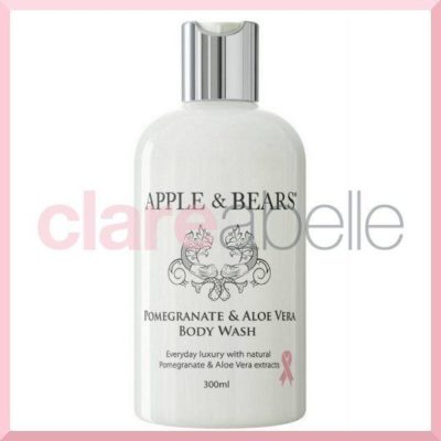 Pomegranate & Aloe Vera Body Wash 300ml
