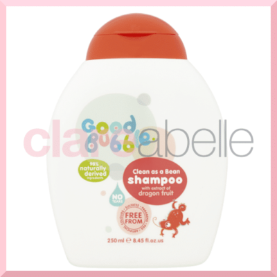 Clean as a Bean Shampoo with Dragon Fruit Extract 250ml