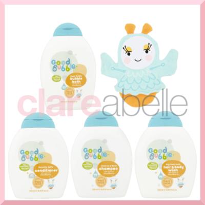 Cloudberry Bathtime Fun Collection