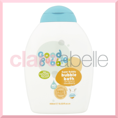 Super Bubbly Bubble Bath with Cloudberry Extract 400ml