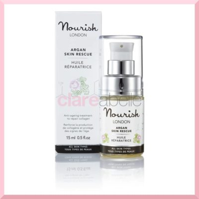 Nourish Argan Skin Rescue 15ml