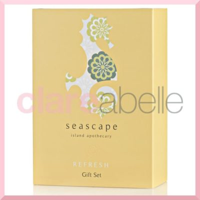 Seascape Refresh Duo Gift Set