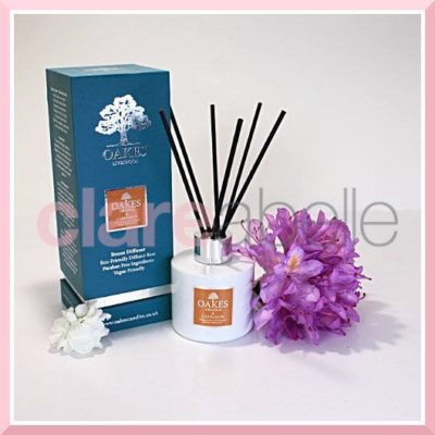 Oakes Candles Orange & Cardamon Diffuser 100ml