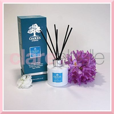 Oakes Candles Sea Salt & Neroli Diffuser 100ml