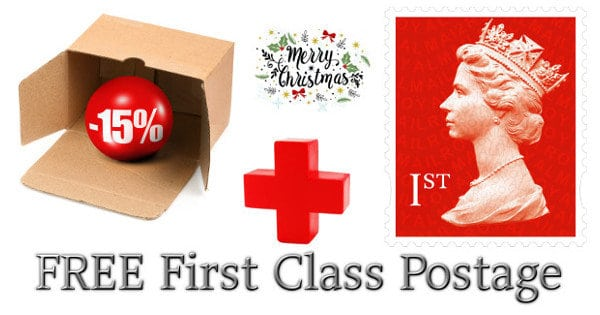 FREE First Class Postage