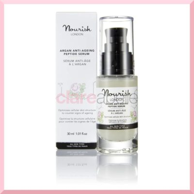 Nourish Argan & Kale Anti-Ageing Peptide Serum 30 ml