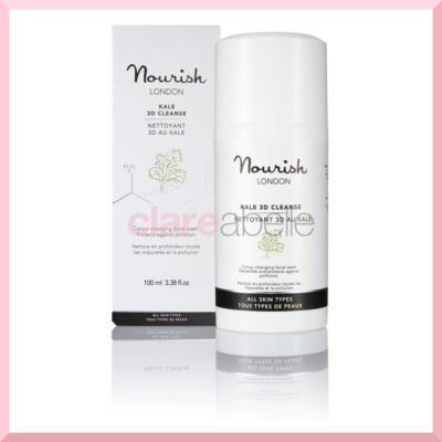 Nourish 3D Facial Cleanse 100ml