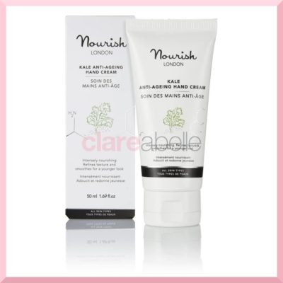 Nourish Kale Anti-Ageing Hand Cream 50ml