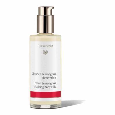 Dr Hauschka Lemon Lemongrass Vitalising Body Milk the enlivening, fresh scent of Lemon Lemongrass Vitalising Body Milk awakens and invigorates