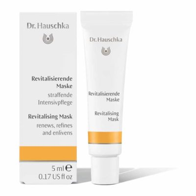 Dr Hauschka Revitalising Mask travel size 5ml
