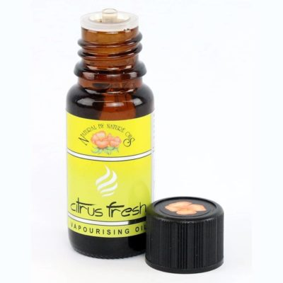 Natural by Nature citrus fresh pure essential oil blend 10ml