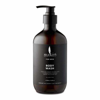 Sukin Men Body Wash 500ml