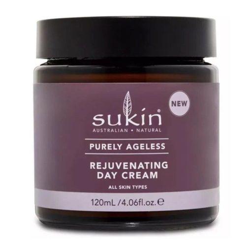 Sukin Purely Ageless Rejuvenating Day Cream 120ml