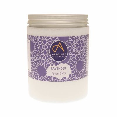 Absolute Aromas Lavender Epsom Salts 1150g